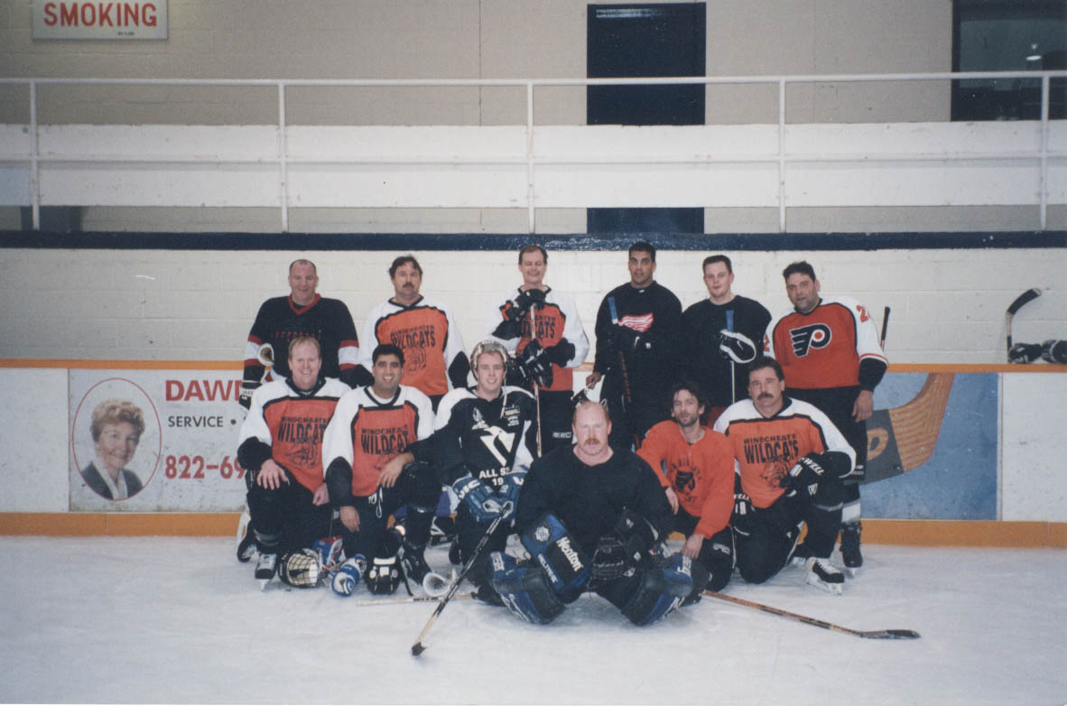 Windcheater Wildcats Tournament Team - April 7-8, 2001